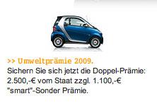 Smart-Prämie: 1.100 Euro