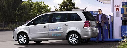 Opel Zafira Ecoflex © GM Corp.