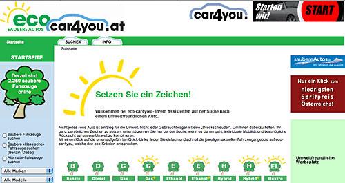 ECO car4you - saubere Autos