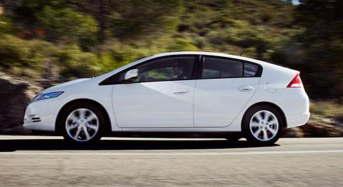 Honda Insight jetzt unter 20.000 Euro
