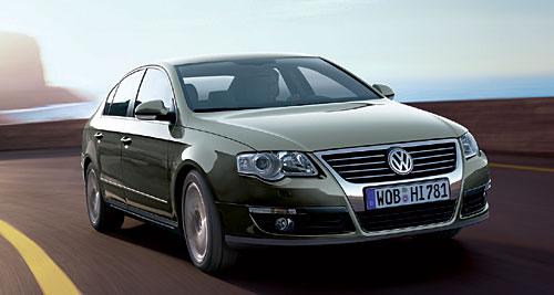 Der VW Passat 1.4 TSI EcoFuel
