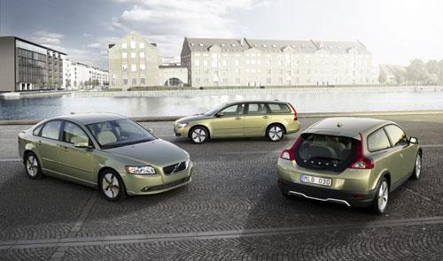 """Die """"kleinen"""" Volvo-Modelle DRIVe / ©Volvo"""