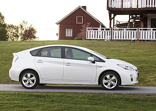 Prius schneidet im Autobild-Test gut ab (Foto: Toyota)