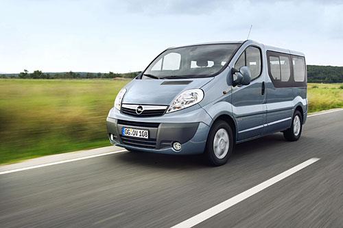 Opel Vivaro EcoFlex