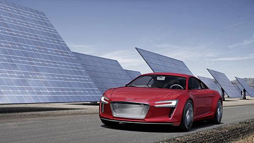 Elektro-Audi