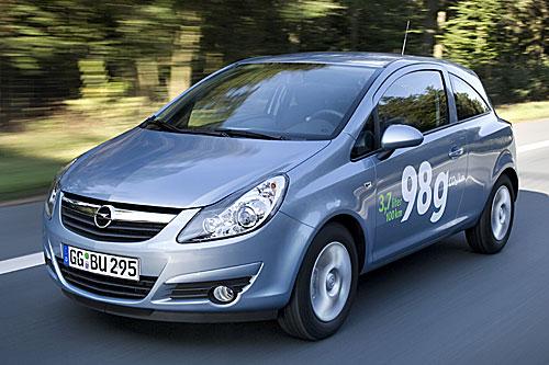 Der neue Corsa 1,3 CDTI ecoFlex