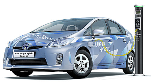 Toyota Prius Plig-In Hybrid