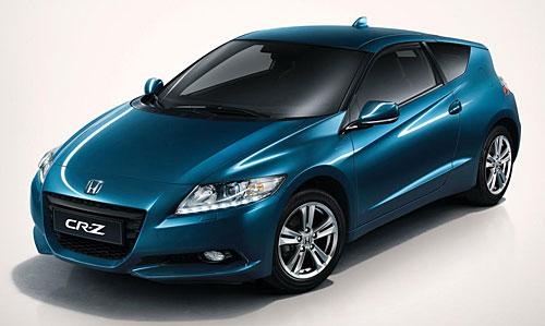 Honda CR-Z sports hybrid