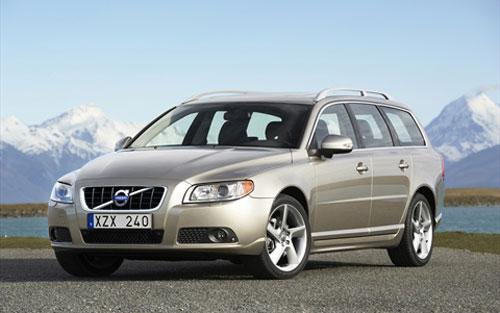 Auch bei Volvo attraktiv: Sprit sparen