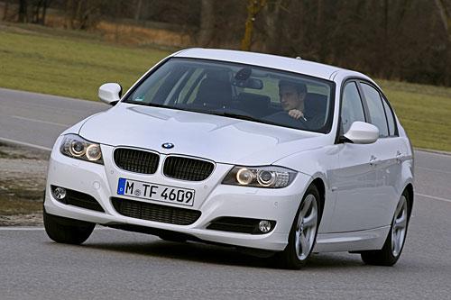 Der 3er BMW im ADAC EcoTest