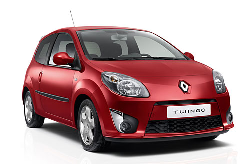 Der Renault Twingo wird sparsamer