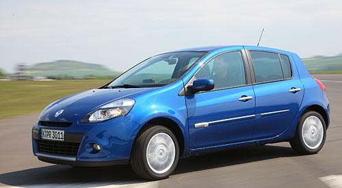 Renault Clio Expression als 4-Liter-Auto