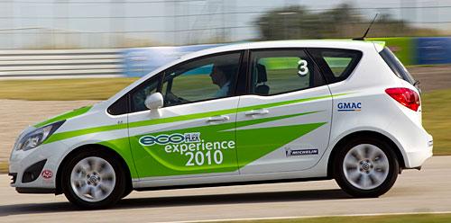 ECOFLEX Spritspar-Wettbewerb (Foto: Opel)