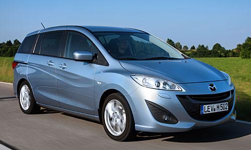 Der neue Mazda 5