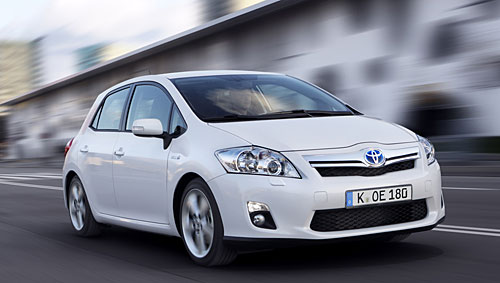 Toyota Auris überzeugt beim ADAC EcoTest