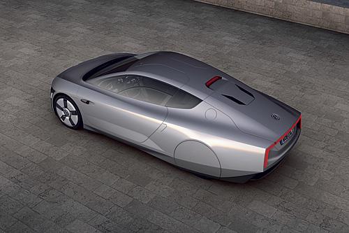 Der XL 1 von VW. Foto: Volkswagen