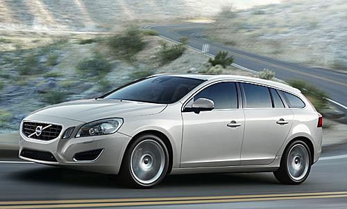 Volvo V60 stellt Diesel Plug-In-Hybrid vor