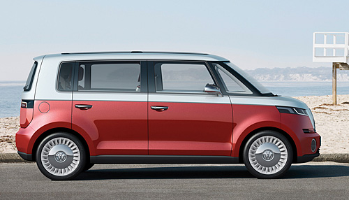 Studie von VW: Der Bulli-Nachfolger