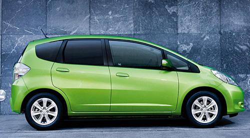 Honda Jazz Hybrid. Foto: Honda