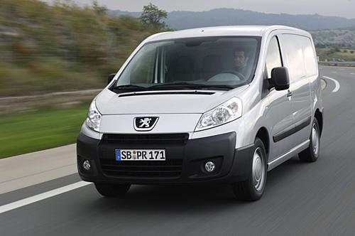 Green Van Award für den Peugeot Expert
