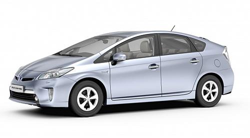 Der Toyota Prius PHEV: Premiere des Serienmodells auf der IAA