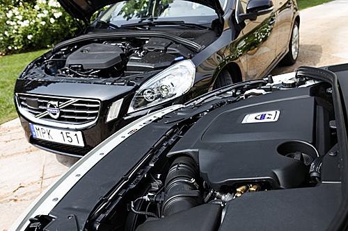 Volvo kombiniert Automatikgetriebe und Start-Stopp-Technik