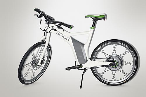 Das smart ebike soll in der zweiten Hälfte 2012 kommen.