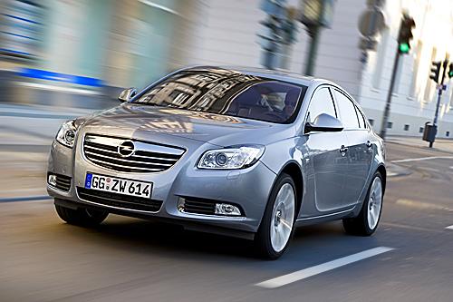 Opel Insignia mit geringerem Verbrauch