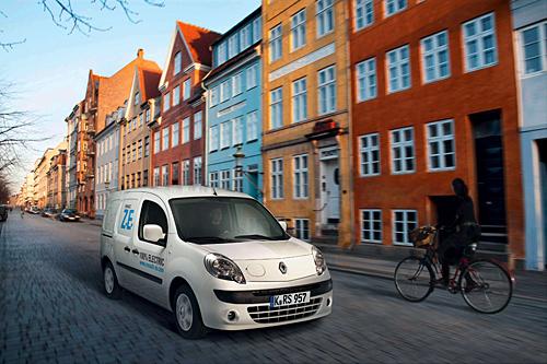 Renaults neue Elektromodelle