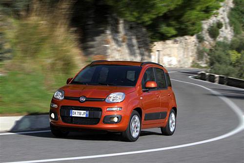 Der neue Fiat Panda (ab 2012)
