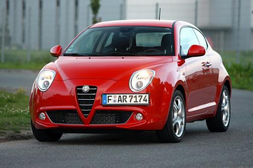 Alfa Romeo Mito mit nur 3,5 Litern Verbrauch (Foto: Alfa Romeo)