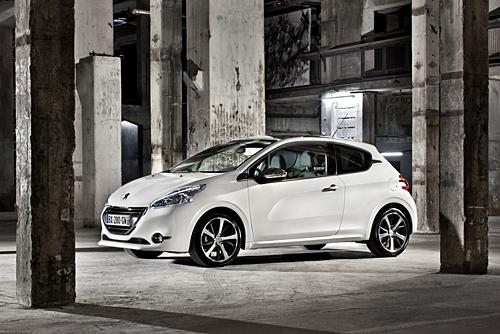 Sparsamer: Der neue Peugeot 208. Bild: Peugeot