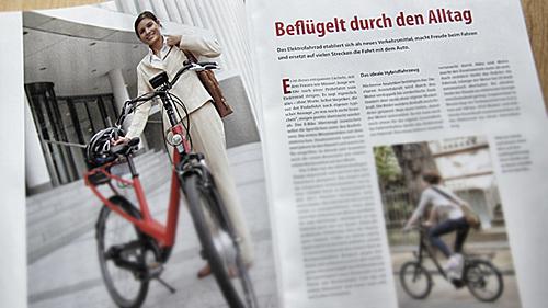 Themenschwerpunkt E-Bikes