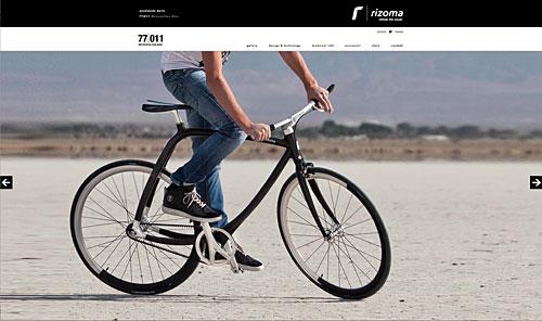 super chic design fahrrad mit riemenantrieb gr ner fahren. Black Bedroom Furniture Sets. Home Design Ideas