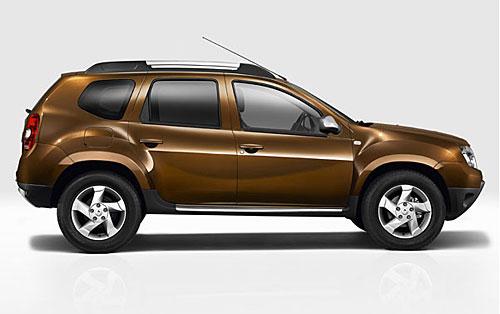 Dacia Duster, Foto: Dacia