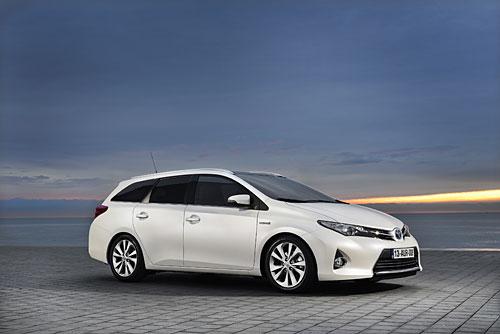 Der Toyota Auris schnitt im Dauertest besonder gut ab. Foto: Toyota