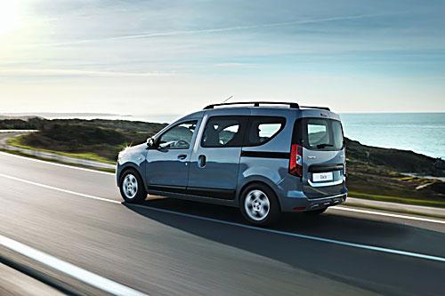 Dacia-Modelle ohne Aufpreis mit Flüssiggasantrieb. Bild: Dacia