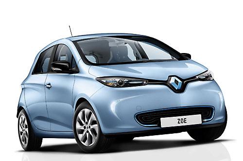 Die Batteriemiete auch für den Renault Zoe soll billiger werden. Bild: Renault