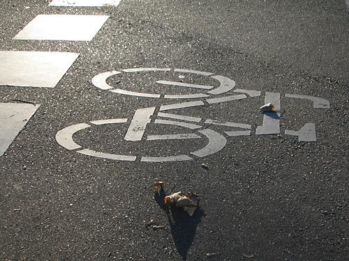 Der ADAC ist mit der Fahrradfreundlichkeit deutscher Metropolen unzufrieden. Bild: Joachim Ott