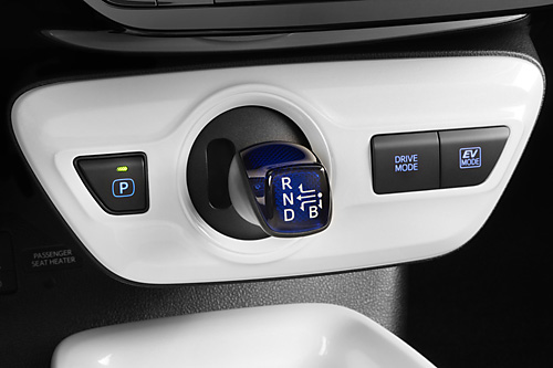 Die 4. Generation des Toyota Prius. Bilder: Toyota