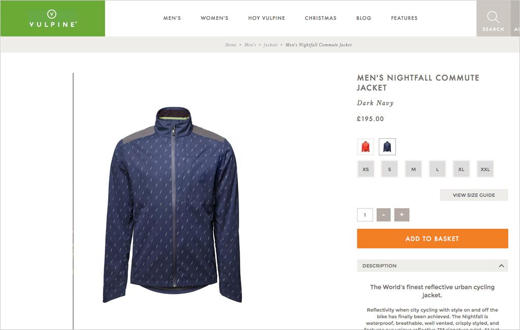 Stilvolle Jackets muss man suchen - und findet sie oft genug bei den Briten.